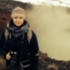 Sasha Arms - travel journalist and copywriter