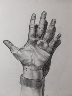My Left Palm