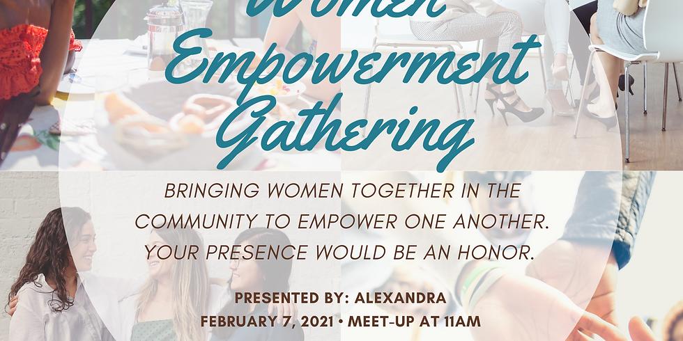 Alexandra's Women Empowerment Gathering