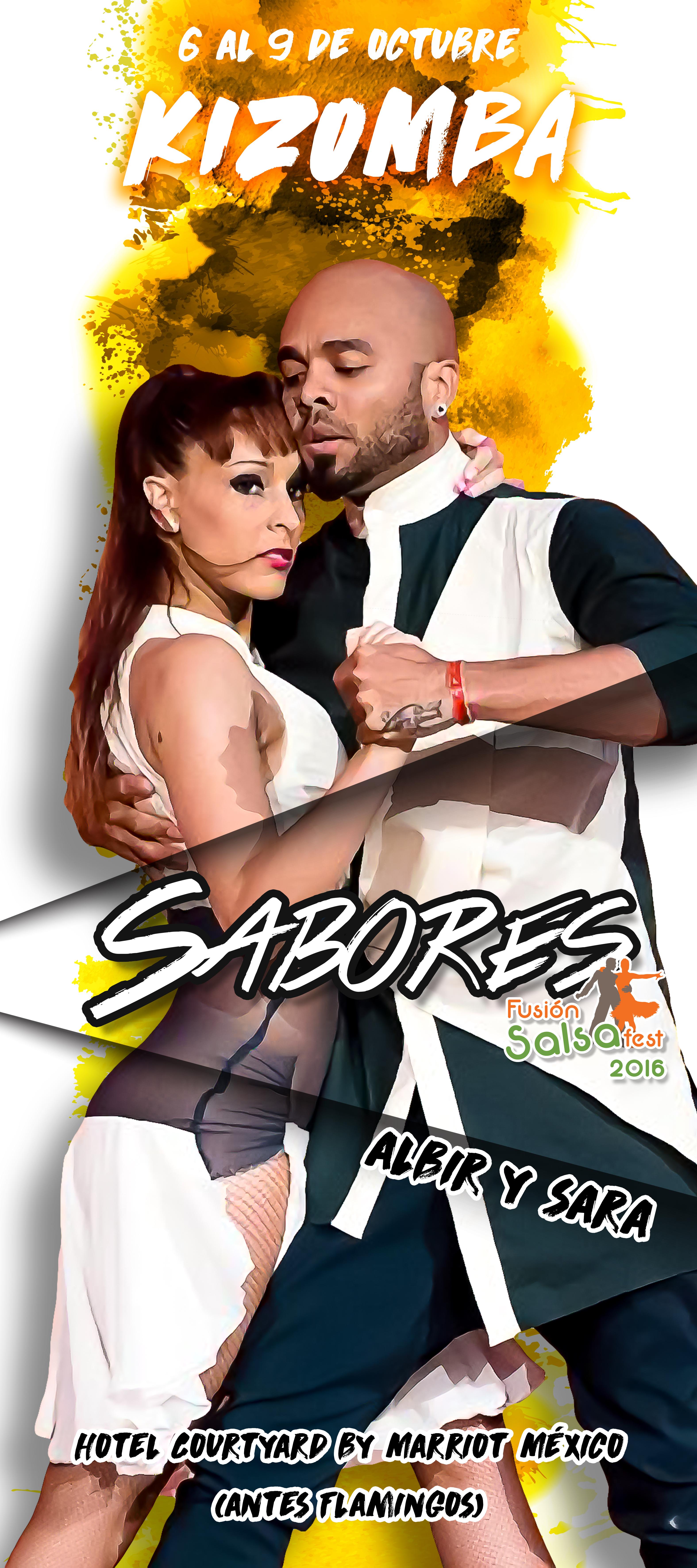 Banner Albir y Sara