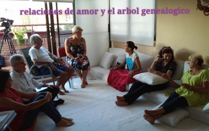 Taller Vivencial: El Amor, las Relaciones y el Arbol Genealógico - 8 de Octubre