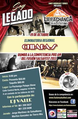 Poster elim Chiapas 2