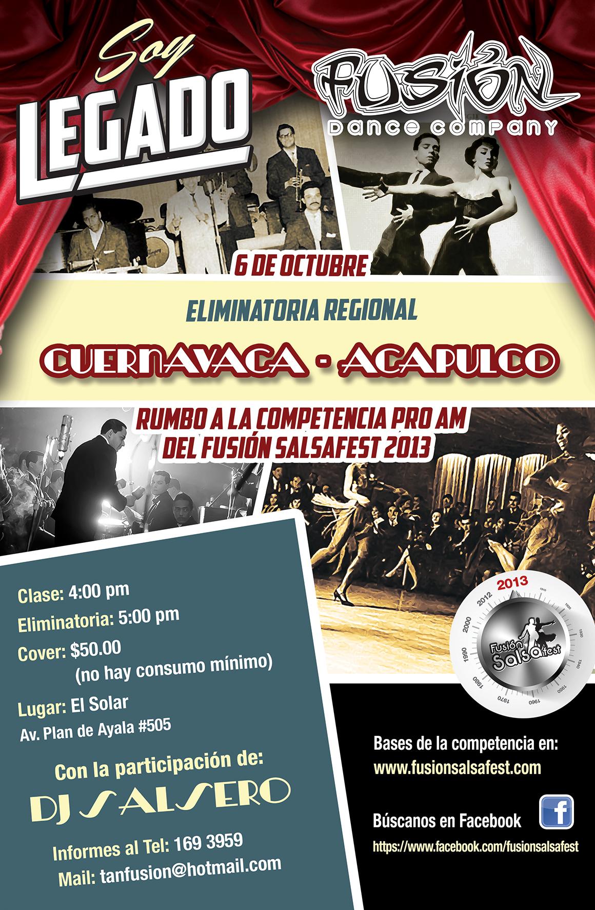 Poster elim Cuernavaca