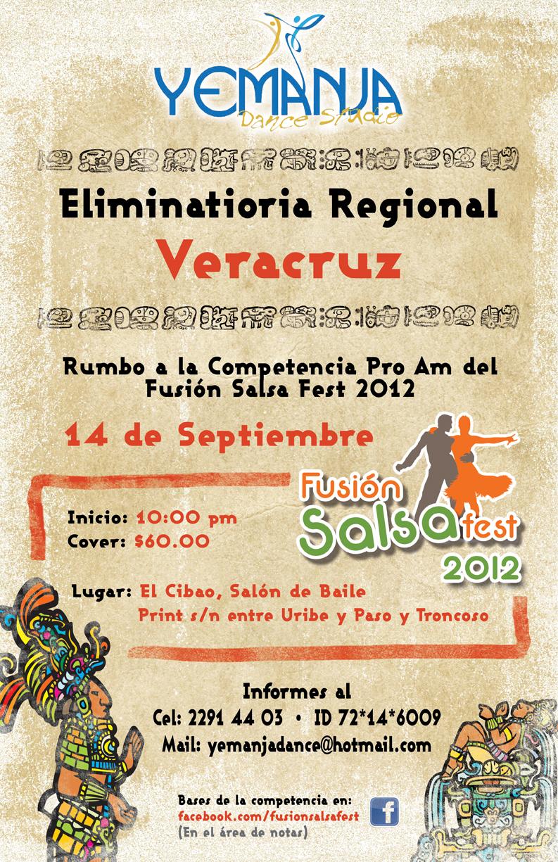 Poster elim Veracruz