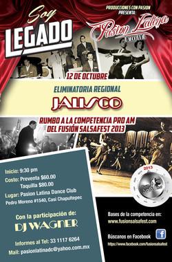 Poster elim Guadalajara