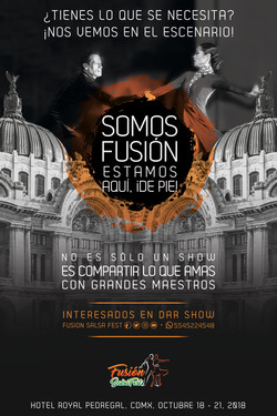 Shows Fusion