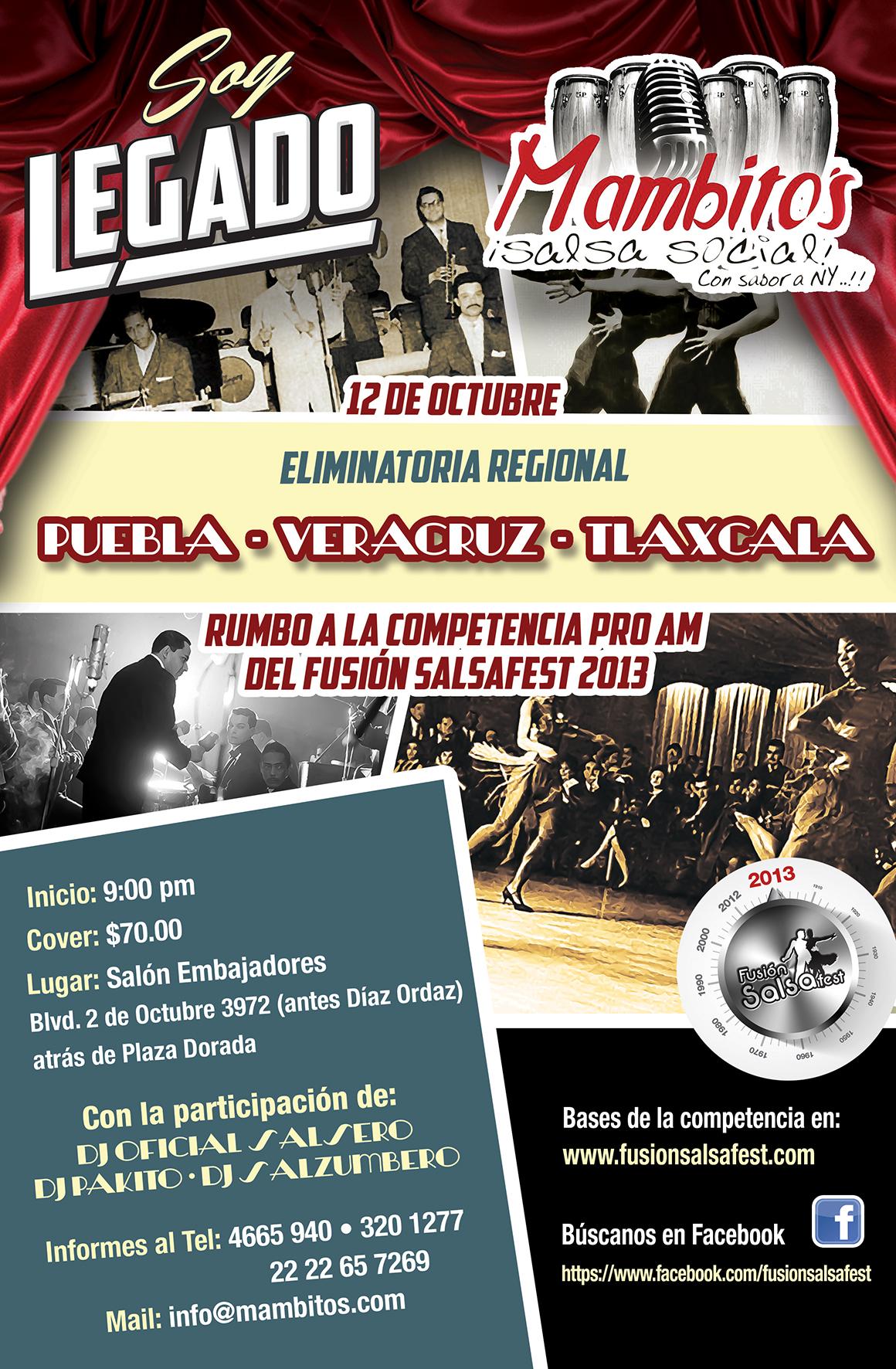Poster elim Puebla