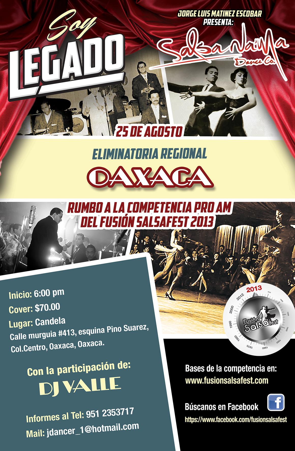 Poster elim Oaxaca 2