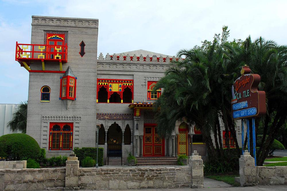 Villa Zorayda St Augustine