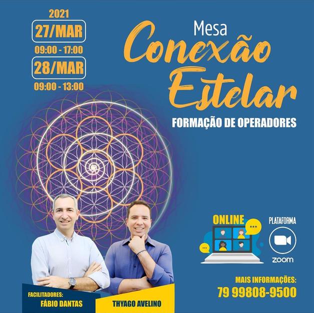Mesa Conexão Estelar