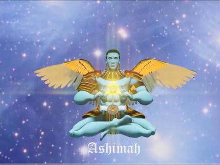ASHIMAH - UM MESTRE DE ÓRION