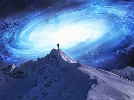 Luzes no Céu e DNA Espiritual (Pai Damião)
