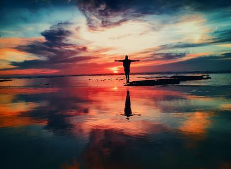Acalme-se. Você está nos braços da Espiritualidade (Pai Damião)