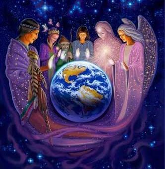 Meditação de Cura Planetária (Pai Damião)