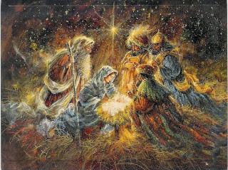 Mensagem de Natal-Irmão Lucius