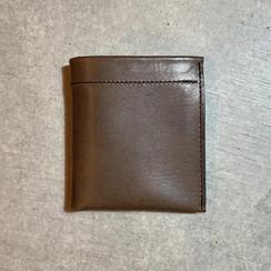 雙折錢包--墨綠--