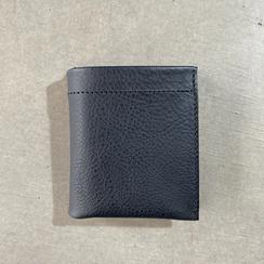 雙折錢包-黑色-