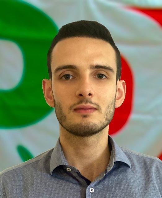 Enrico Cherubini, autore dell'articolo