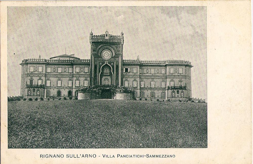 Rignano sull'Arno - Villa Panciatichi Sammezzano