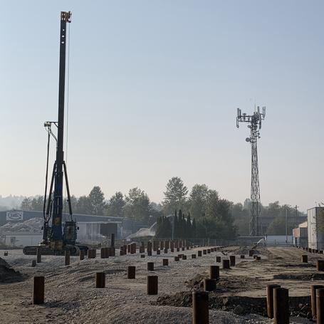 Driven Foundation Piles