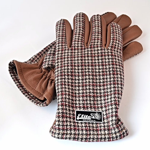 Vintage Cycling Coffee Glove