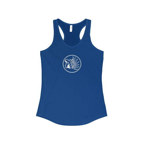 ELITE - Women's Tank-Top (Royal Blue)