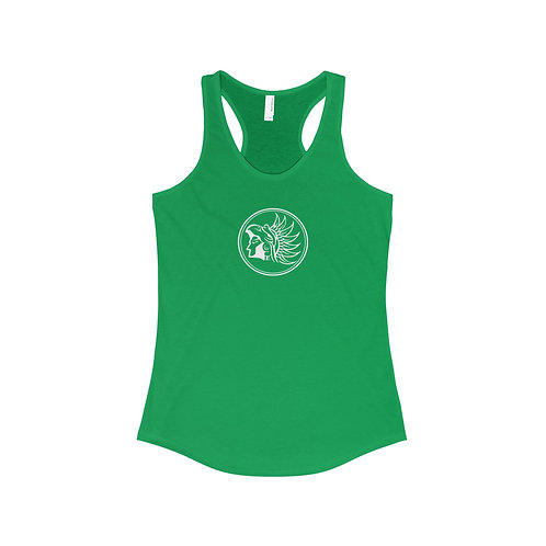 ELITE - Women's Tank-Top (Bright Green)