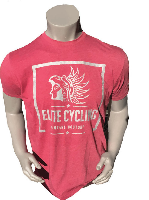 Elite Cycling Vintage Couture Shirt - RED