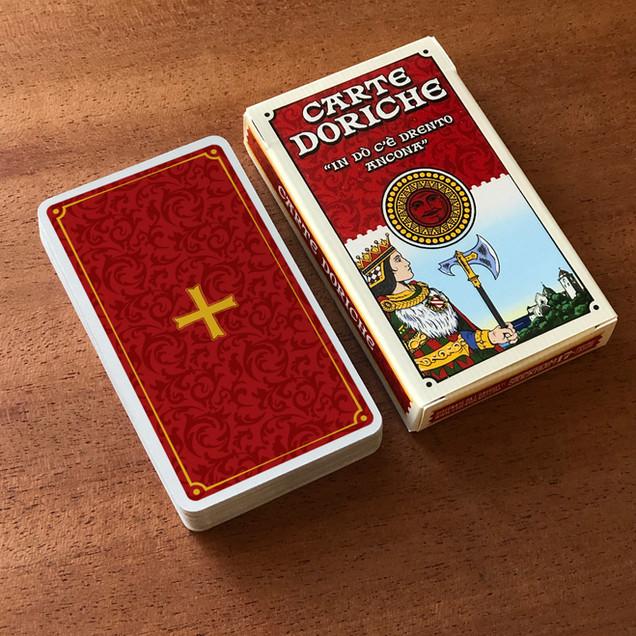 Carte Doriche