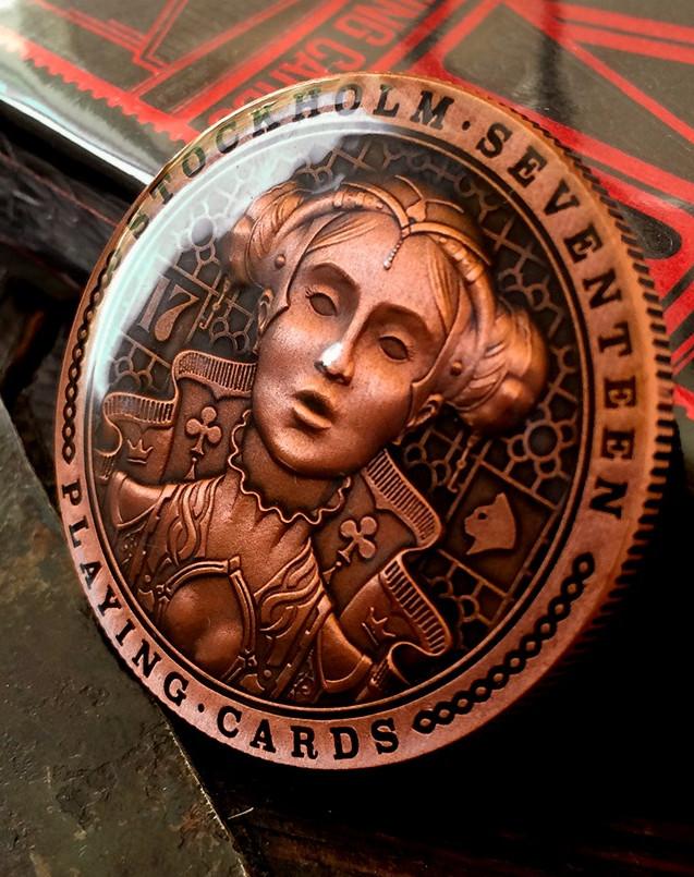 No.17 LCR coin