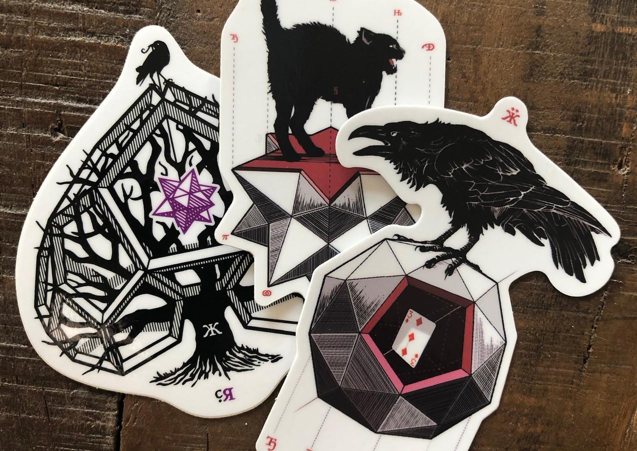 Ravn Stickers