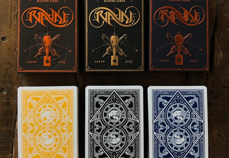 Ravn series | Stockholm17 Playing Cards