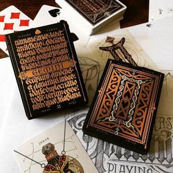 work in progress for Gemini Playing Cards tuckbox ♊️ tweaks, tests, and changes will be made