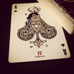 Ace Of Spades, prototype