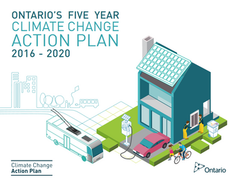 Ontario's Climate Change Action Plan Good News for EV Market