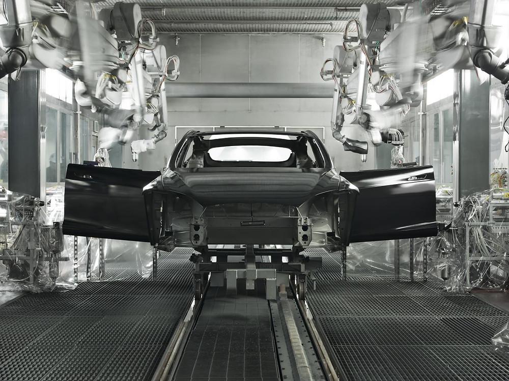 Tesla - Fremont Factory