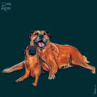Duper & Ruby