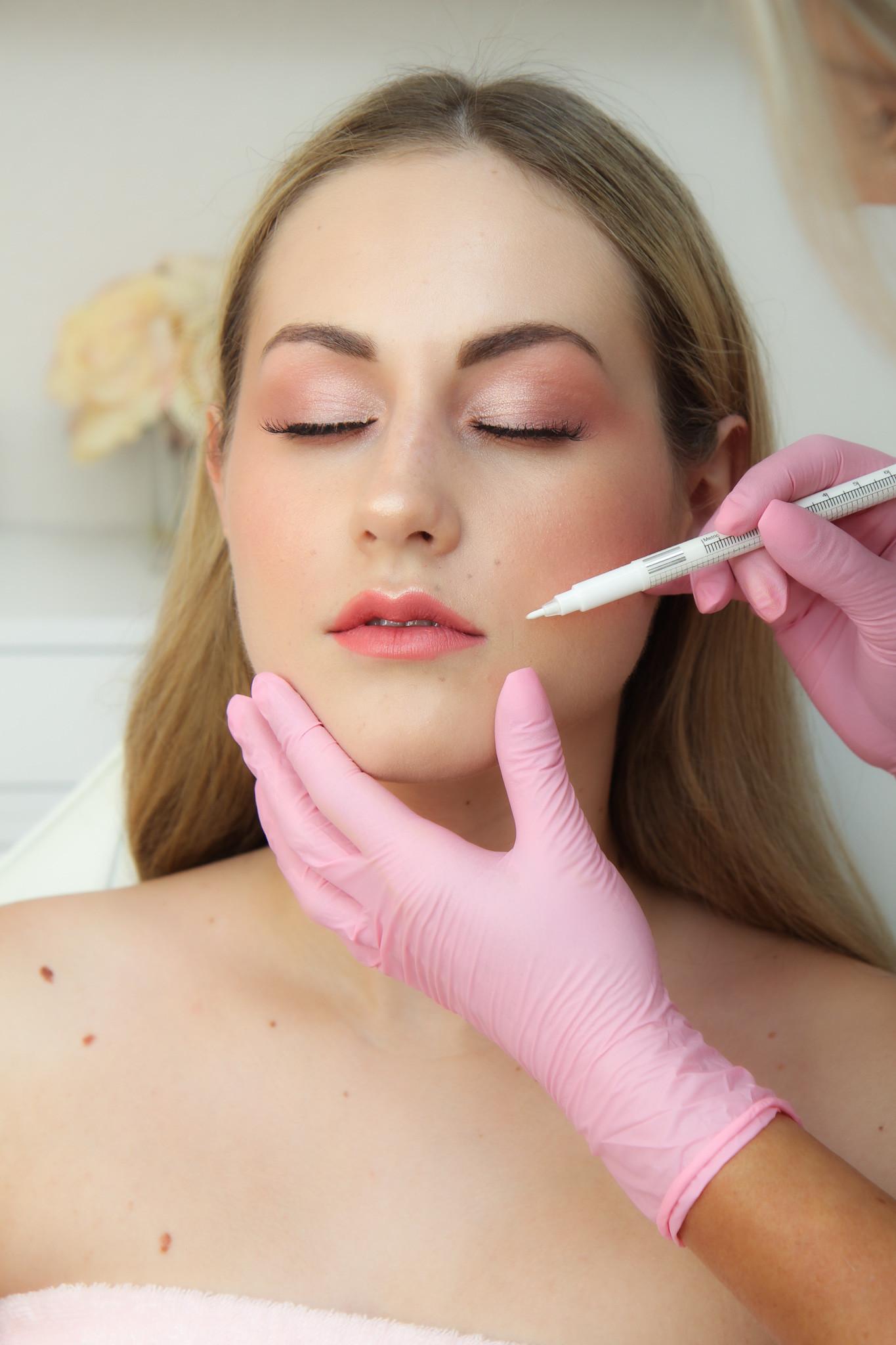 PDO Treading Face   Eye   Brow   Nose