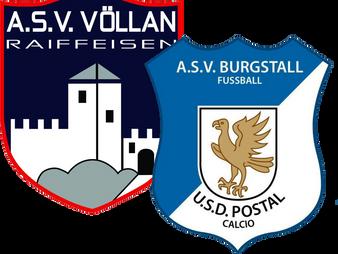 Pokal: Völlan - Burgstall
