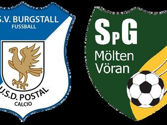 Burgstall - Mölten/Vöran 0:3