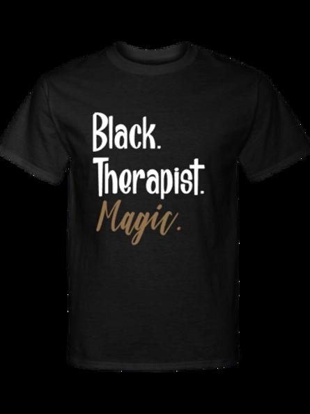 Black Therapist Magic