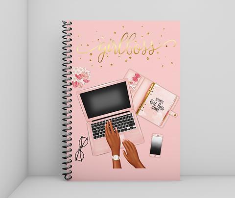 GirlBoss Notebook