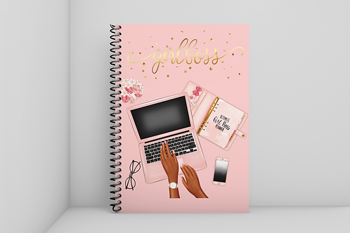 GirlBoss Notebook