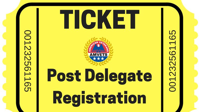 Post Delegate Registration