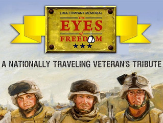 Eyes of Freedom coming to city of Delaware for first time at end of May