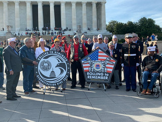 AMVETS PRESENTS ROLLING TO REMEMBER