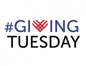 Giving Tuesday is Nov. 27, 2018