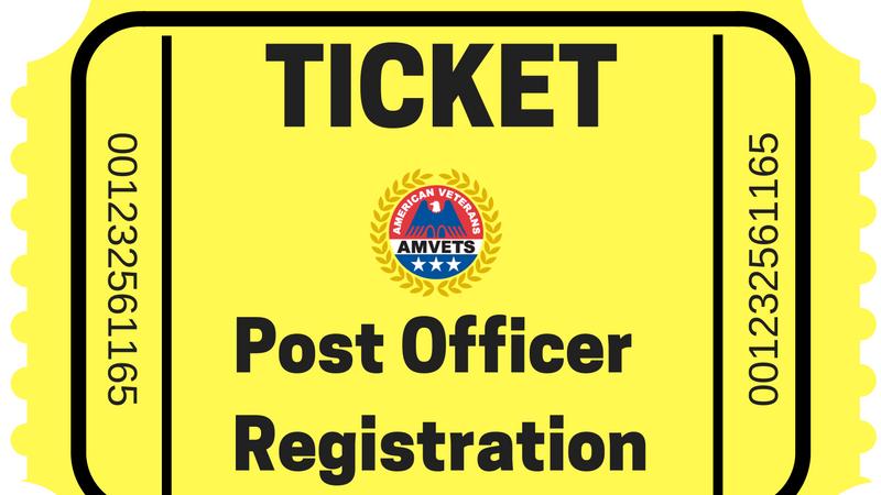 Post Officer's Registration