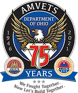 Amvets Ohio '75th Anniversary' Logo.png