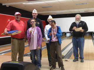 Special Olympics Bowling Pictures